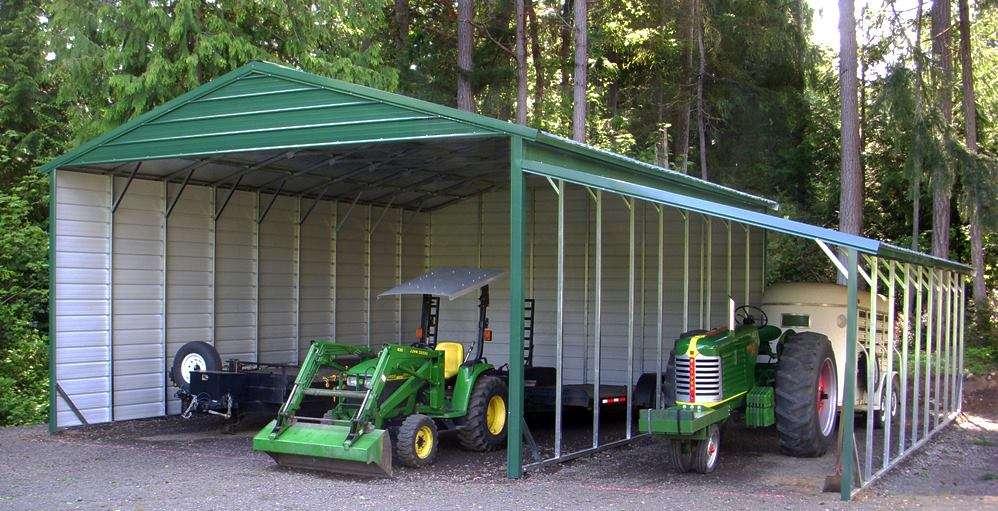 build a building for your farm