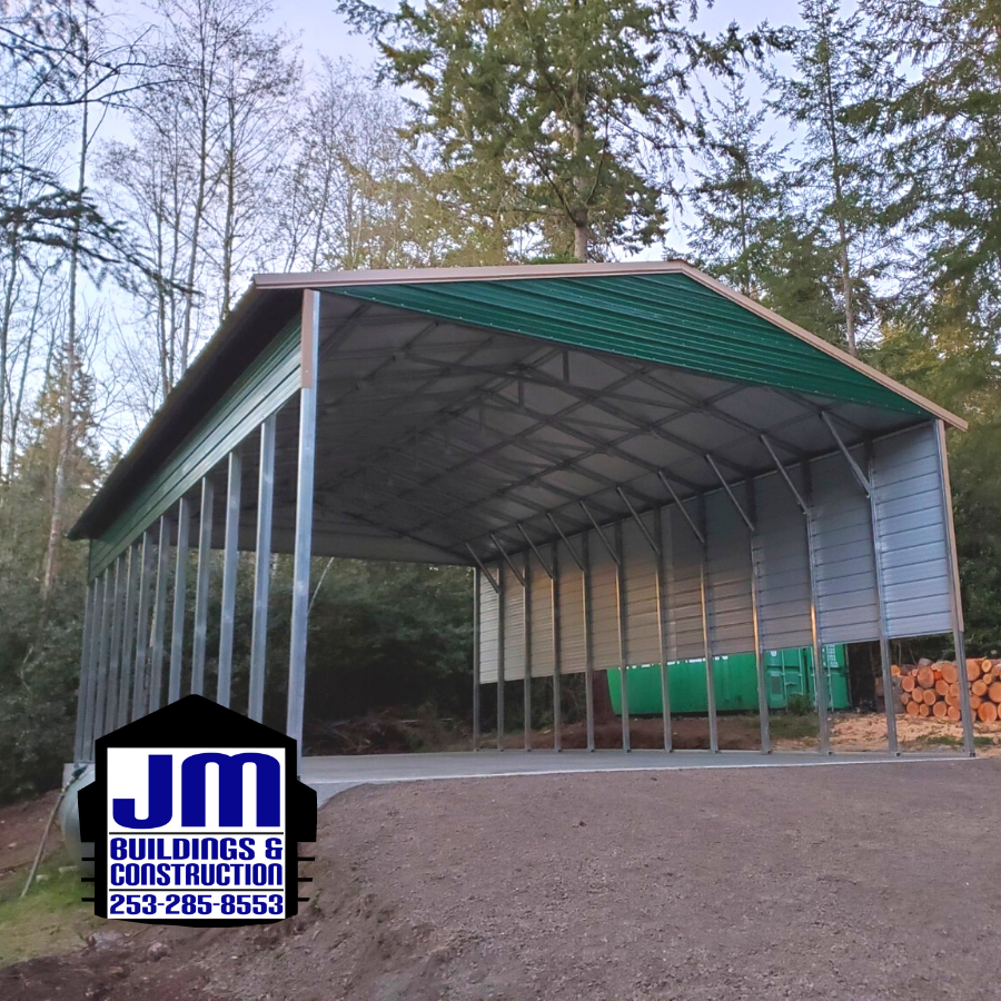 JM Buildings Metal Building sales Chehalis Washington 98350 (13)