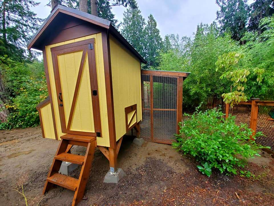 Chicken coops Chehalis Washington