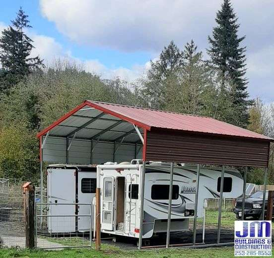 JM MEtal Buildings Chehalis Washington